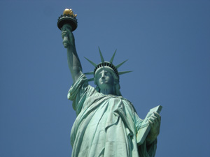 Photo de la Statue de la Liberté - Guillaume Duchene - Sejour-New-York.fr